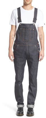 Men's Naked & Famous Denim Overalls $238 thestylecure.com