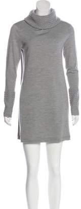 Magaschoni Wool Sweater Dress