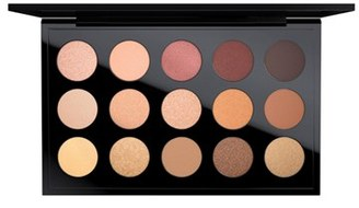 MAC 'Warm Neutral Times 15' Eyeshadow Palette - Warm Neutral $65 thestylecure.com
