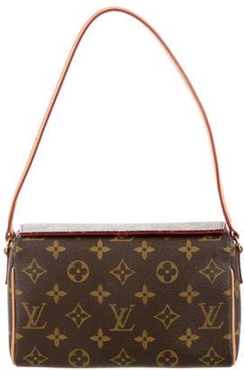 Louis Vuitton Monogram Recital Bag $375 thestylecure.com