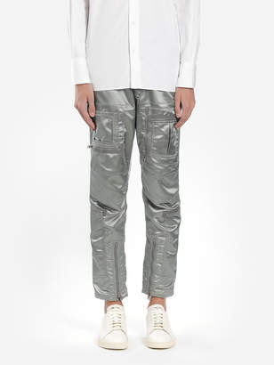 5f9a3c6f007c Tom Ford MEN S GREY CARGO TROUSERS WITH ZIPPED POCKETS