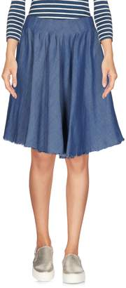 Roberto Collina Denim skirts