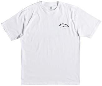 Quiksilver Waterman Men Jim Graphic Tshirt