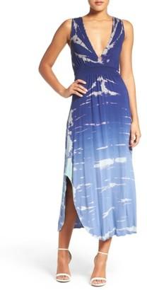 Women's Fraiche By J Plunge Dress $113 thestylecure.com