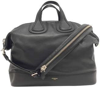 Givenchy Leather weekend bag