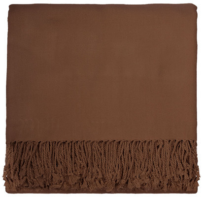 Nine Space Bamboo Throw Taupe