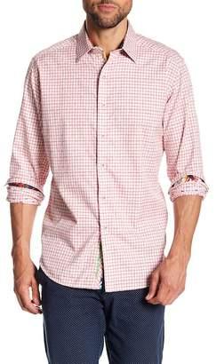 Robert Graham Torrey Classic Fit Print Woven Shirt