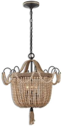 Lulu & Georgia Romea Beaded Chandelier
