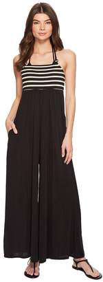 Robin Piccone Carmen Jumpsuit Cover-Up Women's Jumpsuit & Rompers One Piece