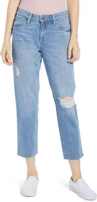 STS Blue Cara Ripped Slim Straight Leg Jeans