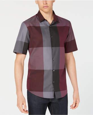 Alfani Men's Check Shirt