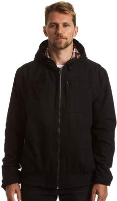 Stanley Men's Flannel-Lined Hooded Jacket