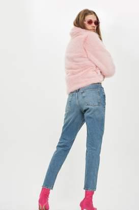 Topshop PETITE Mom Jeans