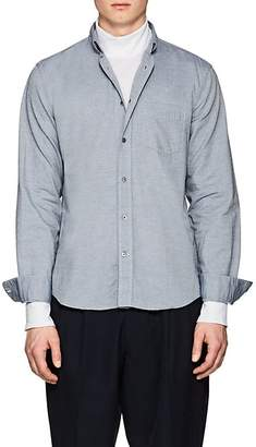 Acne Studios Men's Isherwood Cotton Chambray Button-Down Shirt