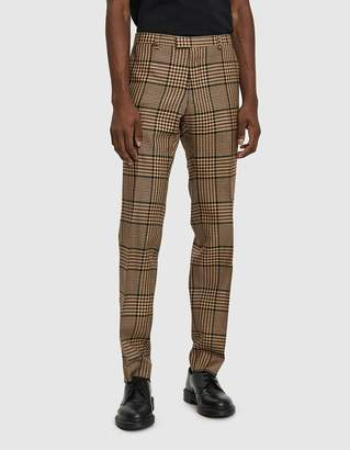 b281a74aba Dries Van Noten Houndstooth Twill Pant in Camel