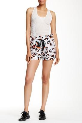 L.A.M.B. Leopard Silk Short $350 thestylecure.com