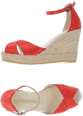 Espadrilles Sandals - Item 11457151IN
