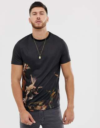 Asos Design DESIGN t-shirt with cherub print