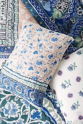 Anthropologie Artisan Quilts by Livia Shams, Set of 2