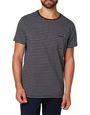 Helly Hansen Colorblocked Striped Tee