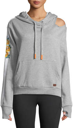 Peace Love World Gaby Graphic Pullover Hoodie