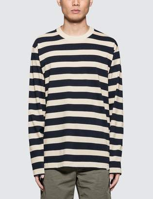 79982a5922e Norse Projects Johannes Rugby Stripe L/S T-Shirt