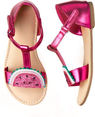 Gymboree Melon Sandals