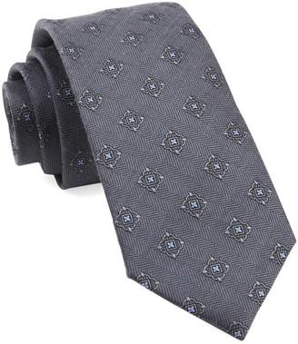 The Tie Bar Medallion Shields