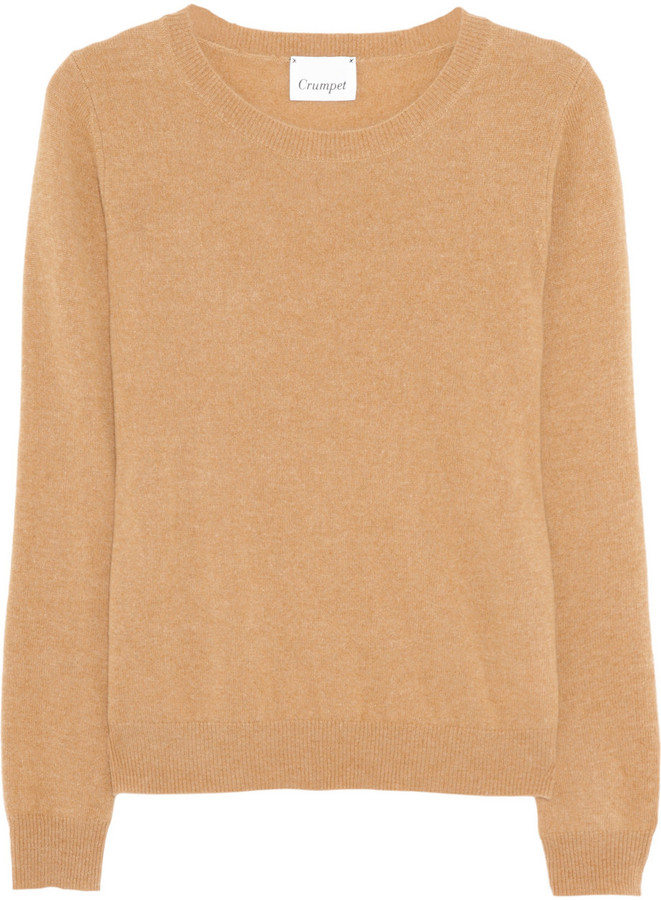Crumpet Cashmere sweater