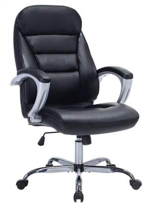 Storm Racer Ergonomic Gaming Chair for PC Video Game Computer Chair Racing Chairs with FootrestOffice Chair