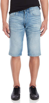 G Star Raw Cuffed Denim Shorts