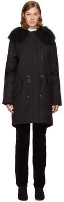 Mackage Black Down Renata Coat