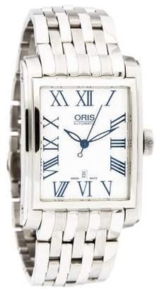 Oris Rectangular Date Watch
