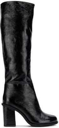 Lanvin knee high boots