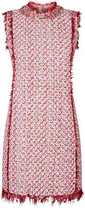 Giambattista Valli Embellished Tweed Shift Dress