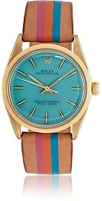 Rolex La Californienne Women's 1973 Oyster Perpetual Watch-Turquoise