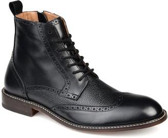 Thomas Laboratories & Vine Legend Men's Wingtip Ankle Boots