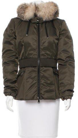 MonclerMoncler Saumur Down Coat