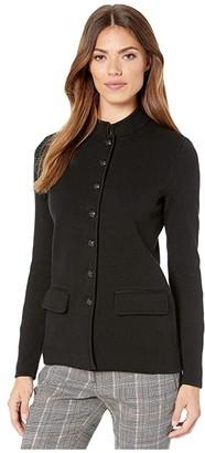 Lauren Ralph Lauren Cotton-Blend Officer's Jacket