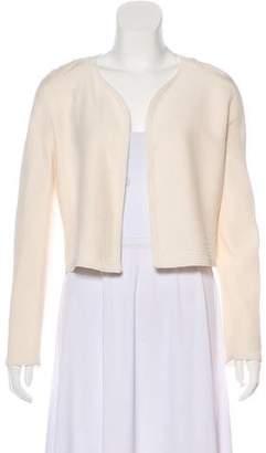 Valentino Embellished Silk Jacket