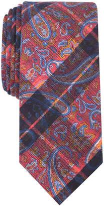 Tallia Men's Decker Paisley Slim Tie