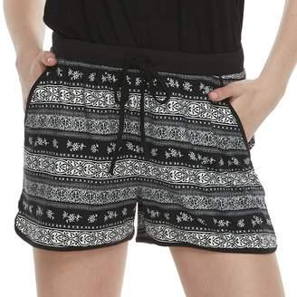 Mudd Juniors' Peached Shorts