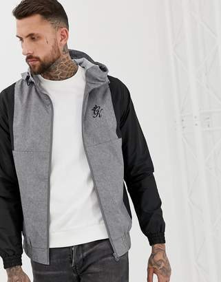 42504bba6efea Gym King panelled windbreaker jacket