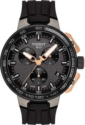 Tissot T-Race Cycling Chronograph Watch, 44mm