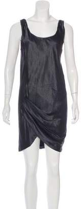 Rag & Bone Asymmetrical Knee-Length Dress