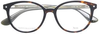 Tommy Hilfiger tortoiseshell glasses