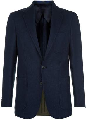 Polo Ralph Lauren Morgan Tick Weave Blazer