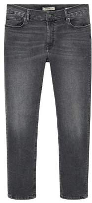 Mango man MANGO MAN Slim-fit grey Jan jeans