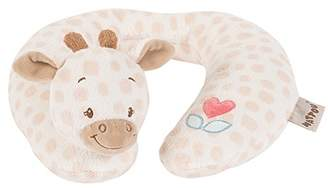 Nattou Charlotte and Rose Charlotte the Giraffe Neck Pillow