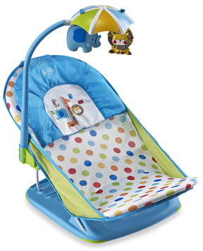 Bed Bath & Beyond The Summer Infant Deluxe Baby Bather - Blue